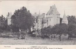 LEMERE - CHATEAU DU RIVAU - France