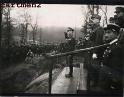 CENSURE MILITAIRE DEFILE DE L'ARMEE DEVANT LES GENERAUX OFFICIERS LORRAINE SERVICE CINEMATROGRAPHIQUE DE L'ARMEE GUERRE - Guerra 1939-45