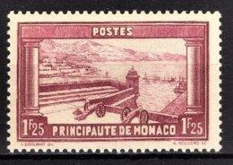 MONACO 1933 / 1937 -  Y.T. N° 127  -  NEUF** 1 - Monaco