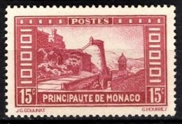 MONACO 1933 / 1937 -  Y.T. N° 119  -  NEUF** /2 - Monaco