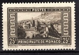 MONACO 1933 / 1937 -  Y.T. N° 121  -  NEUF** /1 - Monaco