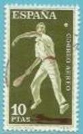 LOTE 1925   ///    (C045) ESPAÑA 1960.- Y&T 289º. Scott C170º. Michel 1214º. Edifil 1319º - 1951-60 Usados