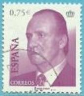 LOTE 1925   ///    (C015) ESPAÑA 2002.- Y&T 3429º. Scott 3138º. Michel 3709º. Edifil 3862º. - 1931-Hoy: 2ª República - ... Juan Carlos I