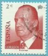 LOTE 1925   ///    (C040) ESPAÑA 2002. Y&T 3431º. Scott 3140º. Michel 3711º. Edifil 3864º. - 1931-Hoy: 2ª República - ... Juan Carlos I