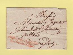 Maitre Des Requetes Intendance Generale Des Provinces D'Illyrie - Sans Correspondance - Italie