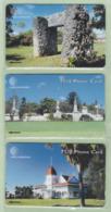 """Tonga - 1999 Third Issue Set (3) - TON-4/6 - """"323CT"""" - Mint - Tonga"""