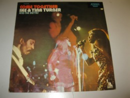 """VINYLE IKE & TINA TURNER """"COME TOGETHER"""" 33 T LIBERTY REF; LBS 83 . 350 T - Ohne Zuordnung"""