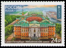 2017Russia 2420Europe CEPT / Locks2,30 € - 2017