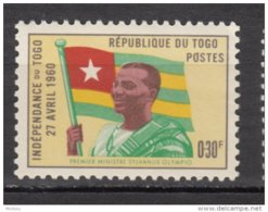 ##17, Togo, Indépendance, Drapeau, Flag, - Togo (1960-...)