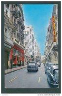 ORAN - ARTERE CENTRALE - ALGERIE ALGERIA - CITROEN DS PEUGEOT VAN ( 2 SCANS ) - Oran