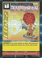 B - CARTE DIGIMON ATOMISEUR BLITZ 1ERE EDITION JD-52 FR ETAT COURANT - Trading Cards