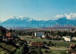 13246544 Thun_BE Gesamtansicht Mit Alpenpanorama Thun_BE - BE Berne