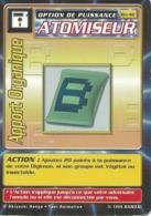 B - CARTE DIGIMON ATOMISEUR APPORT ORGANIQUE BO-48 FR ETAT COURANT - Trading Cards