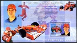 Congo 2006 MNH Imperf MS, Schumacher, Sports, Formula I, Cars   ( - Cars