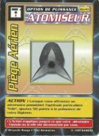 B - CARTE DIGIMON ATOMISEUR PIEGE AERIEN BO-43 FR ETAT COURANT - Trading Cards