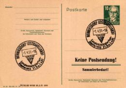 Ganzsache-Sonderstempel-Heimat Beleg .. (ke9176  ) Siehe Scan - [6] Democratic Republic