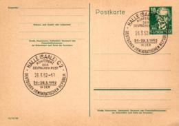 Ganzsache-Sonderstempel-Heimat Beleg .. (ke9190  ) Siehe Scan - [6] Democratic Republic
