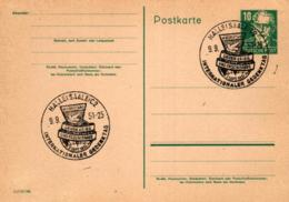 Ganzsache-Sonderstempel-Heimat Beleg .. (ke9192  ) Siehe Scan - [6] Democratic Republic