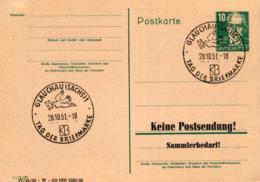 Ganzsache-Sonderstempel-Heimat Beleg .. (ke9210  ) Siehe Scan - [6] Democratic Republic