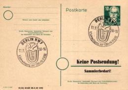 Ganzsache-Sonderstempel-Heimat Beleg .. (ke9246  ) Siehe Scan - [6] Democratic Republic