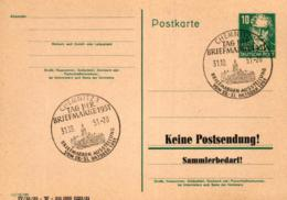 Ganzsache-Sonderstempel-Heimat Beleg .. (ke9217 ) Siehe Scan - [6] Democratic Republic