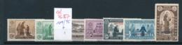 Italien- Eritrea  Nr. 189-95   *   (ed7657  ) Siehe Scan - Eritrea