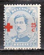 156**  Croix-Rouge - Bonne Valeur - MNH** - LOOK!!!! - 1918 Cruz Roja