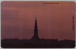 POLAND - Urmet - 100 Units - 1st Issue - Sowinski - Mint - Polonia