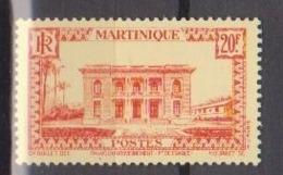 MARTINIQUE            N° YVERT   154   NEUF SANS CHARNIERES     ( Nsch 01/03 ) - Martinique (1886-1947)
