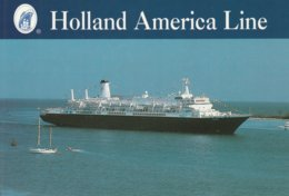 Ms Nieuw Amsterdam, Holland America Line - Paquebots