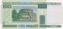 Belarus - Biélorussie - Billet De 100 Roubles - Neuf - Année 2000 - Belarus