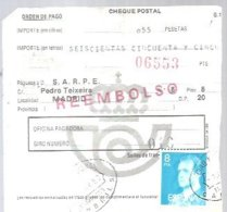 GIRO 1983   CAMBRILS  TARRAGONA - 1931-Hoy: 2ª República - ... Juan Carlos I