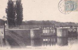 80 SAINT VALERY SUR SOMME                          Les Ecluses - Saint Valery Sur Somme