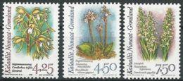 GRÖNLAND 1996 Mi-Nr. 284/86 ** MNH - Unused Stamps