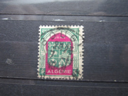 """VEND BEAU TIMBRE D ' ALGERIE N° 262 , OBLITERATION """" BOUGIE """" !!! - Used Stamps"""