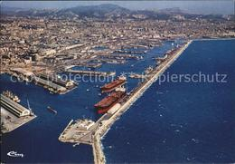 61893430 Marseille Bouches-du-Rhone Fliegeraufnahme Hafen / Marseille /Arrond. D - Unclassified