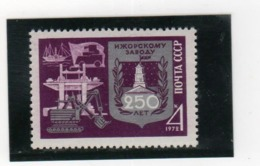 RUSSIE & URSS   1972  Y.T. N° 3828  NEUF** - Usati
