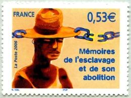 N° Yvert & Tellier 3903 - Timbre De France (Année 2006) - MNH - Mémoires Esclavage Et Son Abolition - Unused Stamps