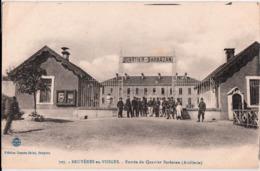 BRUYERES-ENTREE DU QUARTIER BARBAZAN - Bruyeres