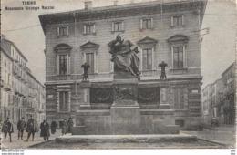 Italie : Torino : Monumento Giuseppe Mazzini . - Italia
