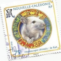 Nouveauté   Retirage   Horoscope Chinois   Millésime 2019  (pag8) - Used Stamps