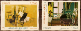 2013  N° 4800 Et 4801  Neuf** SERIE COMPLETE (faciale: 3.10€) - Francia