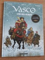 Vasco, L'Or Des Glaces, De Chaillet, Révillon Et Rousseau, Le Lombard 2019 - Vasco