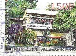 1279   Maison Du Combattant  (pag20) - Oblitérés