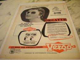 ANCIENNE PUBLICITE LUNETTE DE SOLEIL COMETE  1955 - Vintage Clothes & Linen