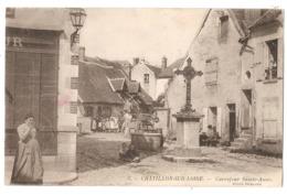 45 - CHÂTILLON-sur-LOIRE - Carrefour Sainte-Anne - Chatillon Sur Loire
