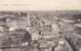 CPA 44 Loire Atlantique Inférieure Oudon Vue Générale Prise De La Tour - Oudon