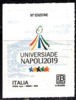 Italia 2019 Universiade - 6. 1946-.. Republik