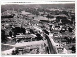 Carte Postale  78.  Bonnières Vue D'avion  Trés Beau Plan - Bonnieres Sur Seine