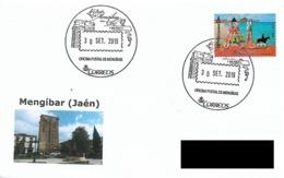 SPAIN. POSTMAK MENGIBAR (JAEN). 2019. TOWER - España